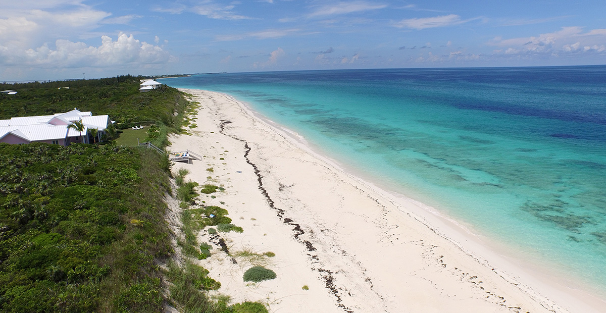 Vacant ocean front beach lots for sale